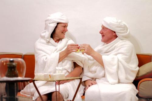Hayat zaman Hotel And Resort Petra salas fotos