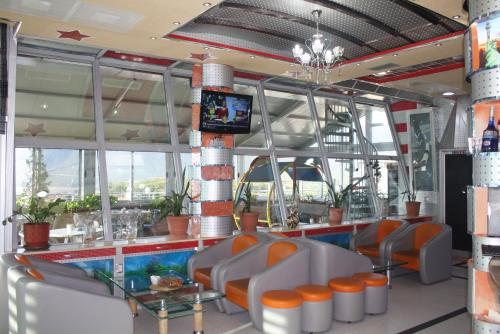Hotel Bar Restaurant America, Kukësit