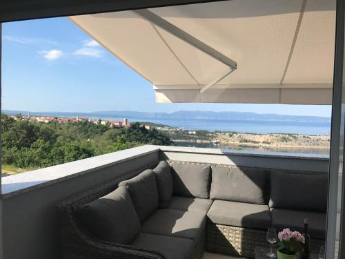 Apartmenthaus Suskovic Insel Krk - Omišalj