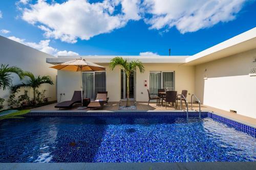 . Coldio Pool & Villas Sumuide