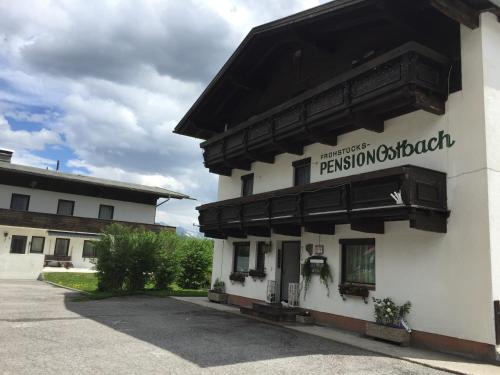 Pension Ostbach - Accommodation - Leutasch