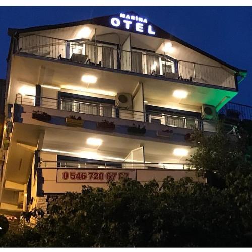 Marina Hotel, Amasra