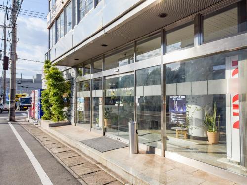 Business Hotel New Nagawajima Business Hotel New Nagawajima