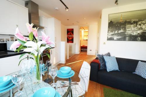 Sunshine Apartments - Camden Town.  Foto 1