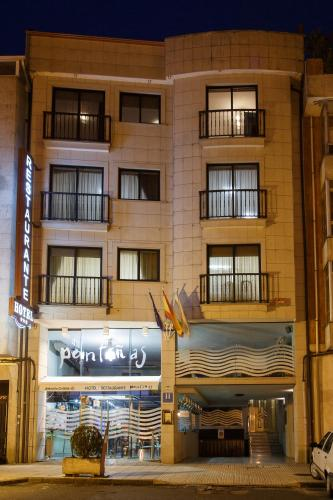. Hotel Restaurante Pontiñas