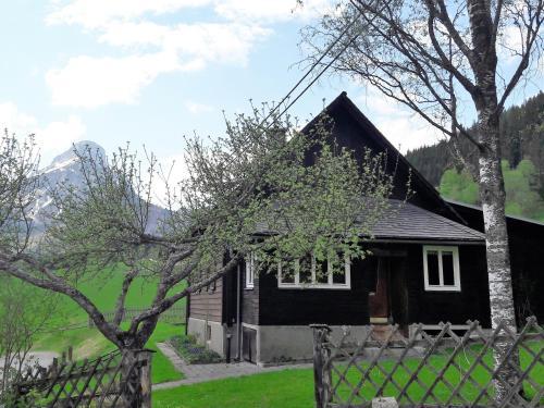 Ferienhaus Nachbagauer - Johnsbach