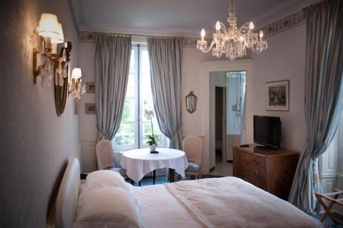 Château D'Apigné Rennes istabas fotogrāfijas