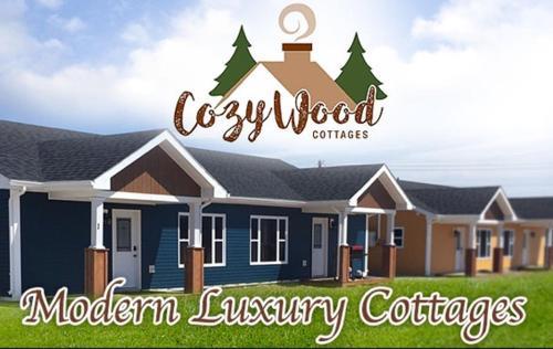 . Cozy Wood Cottages