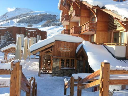 Cote Brune Les Deux Alpes