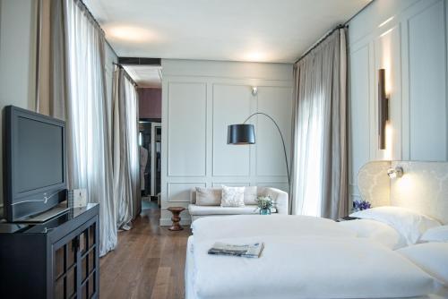 Prestige Doppel- oder Zweibettzimmer Hotel Palacio De Villapanés 2