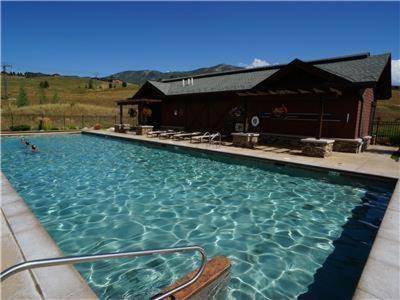 Trailhead Lodge At Wildhorse Meadows 3114 - Steamboat Springs, CO 80487