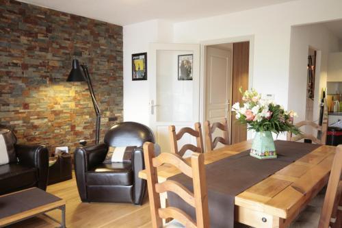 . Appartement Côté Vignes avec Terrasse