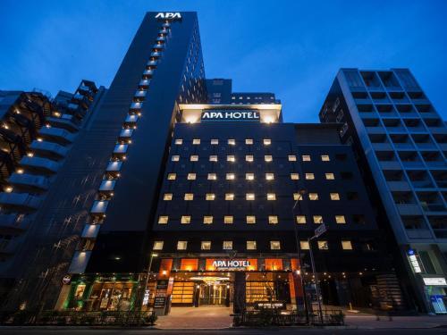 APA Hotel & Resort Nishishinjuku-Gochome-Eki Tower impression