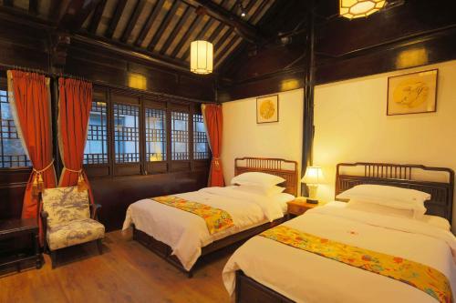 Suzhou Dongshan Huilaotang Hotel photo 25