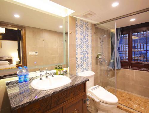 Suzhou Dongshan Huilaotang Hotel photo 28