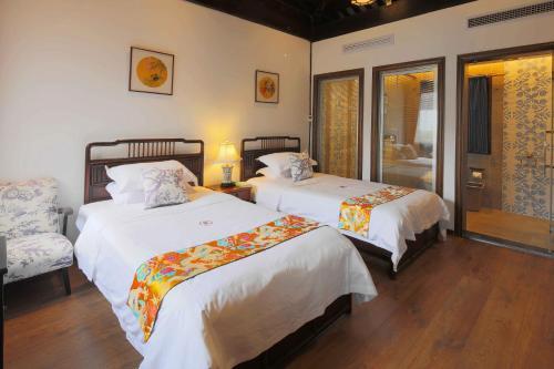 Suzhou Dongshan Huilaotang Hotel photo 30