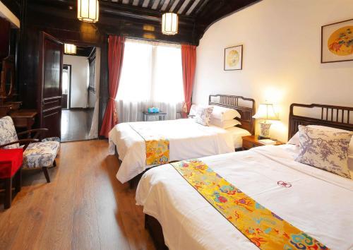 Suzhou Dongshan Huilaotang Hotel photo 31
