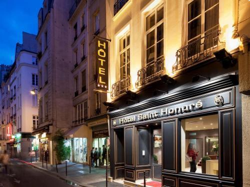 Hotel Saint Honore impression
