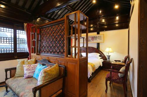 Suzhou Dongshan Huilaotang Hotel photo 42
