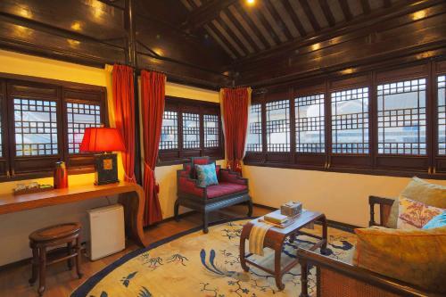 Suzhou Dongshan Huilaotang Hotel photo 44