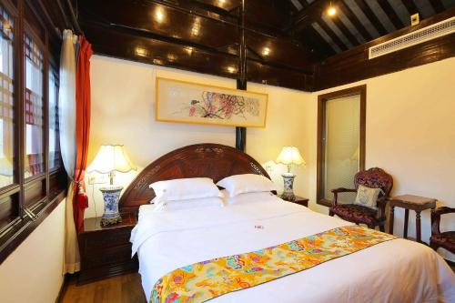 Suzhou Dongshan Huilaotang Hotel photo 45