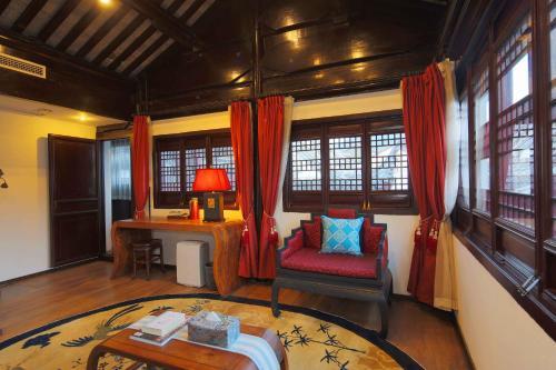 Suzhou Dongshan Huilaotang Hotel photo 46