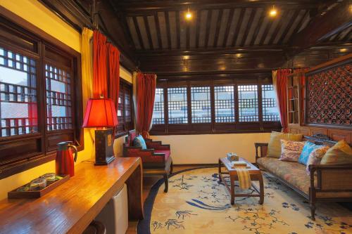 Suzhou Dongshan Huilaotang Hotel photo 47