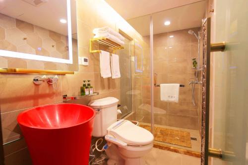 Suzhou Dongshan Huilaotang Hotel photo 48