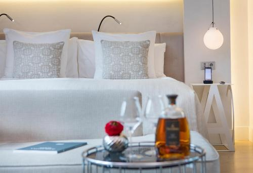 Deluxe Room (1 or 2 people) ABaC Restaurant Hotel Barcelona GL Monumento 22