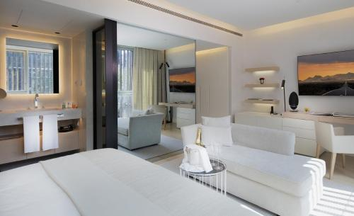 Deluxe Room (1 or 2 people) ABaC Restaurant Hotel Barcelona GL Monumento 17
