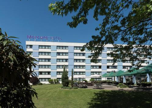 Mercure Hotel Mannheim am Friedensplatz in Germany