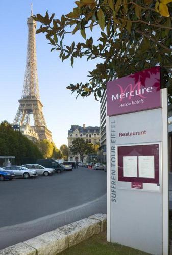 Mercure Paris Centre Tour Eiffel impression