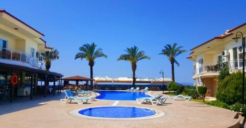 Fethiye Sunset Beach Club Aqua 6 ulaşım