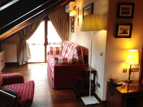 Suite Junior (2 adultos + 1 niño) Hotel & Spa Casa Irene 17