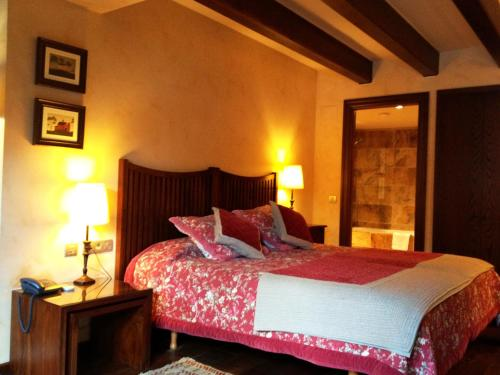 Suite Junior (2 adultos + 1 niño) Hotel & Spa Casa Irene 18