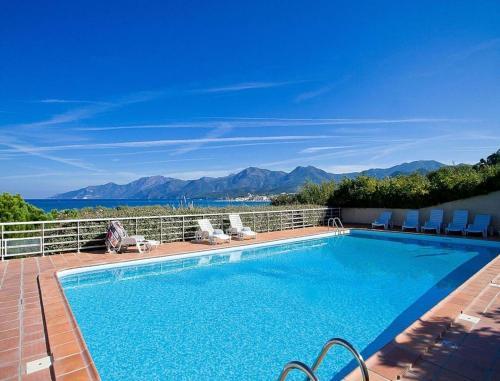 Appartement terrasse T3 Résidence Suarella - Location saisonnière - Saint-Florent