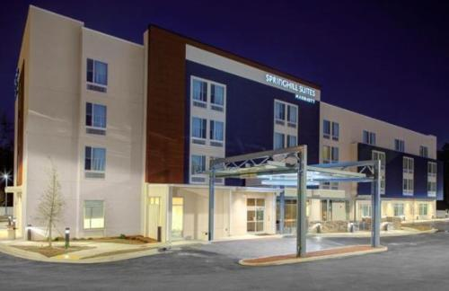 SpringHill Suites by Marriott Augusta - Hotel