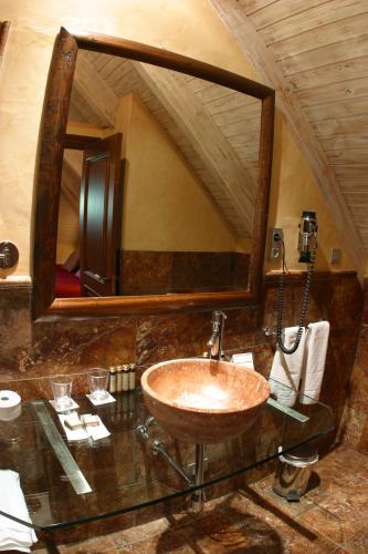 Suite Junior (2 adultos + 2 niños) Hotel & Spa Casa Irene 20