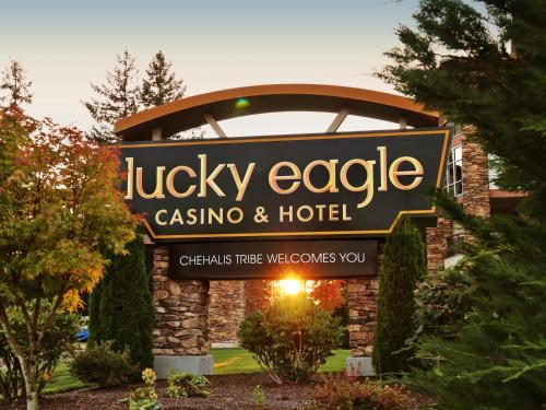 Lucky Eagle Casino Hotel Rochester Washington United States Reservations Com