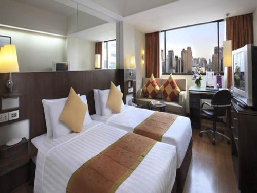 Marvel Hotel Bangkok photo 5