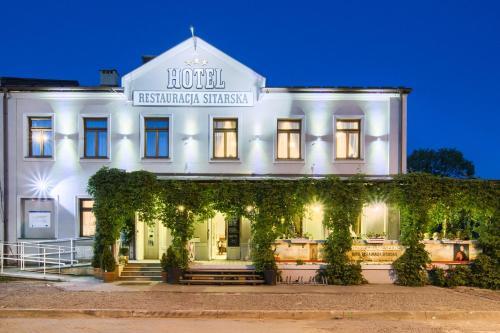 . Hotel Sitarska