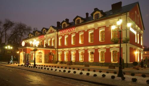 __{offers.Best_flights}__ Hotel Koronny