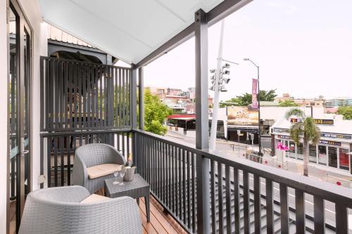 33 Caxton St, Brisbane, QLD 4000, Australia.