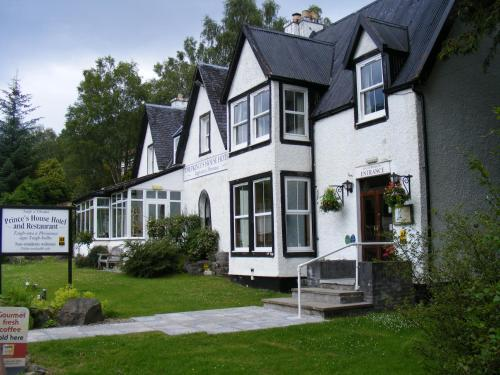 Accommodation in Glenfinnan