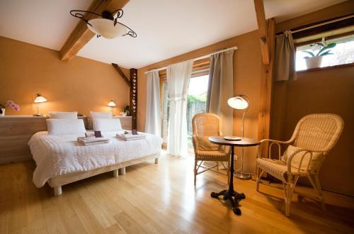 Absolut Oiseaux - Accommodation - Parisot