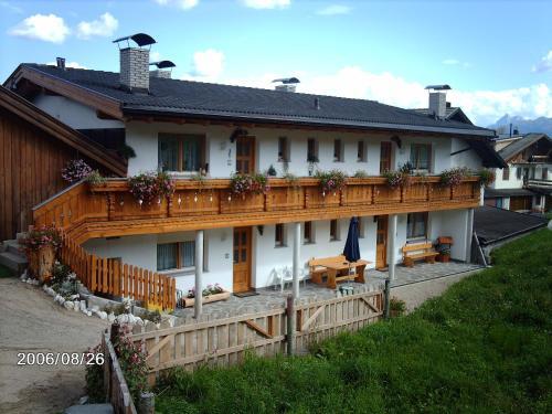 Ferienwohnung Winklerhof - Apartment - Meransen