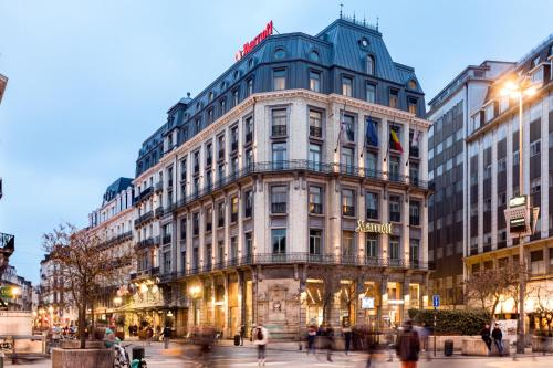 Brussels Marriott Hotel Grand Place photo 39