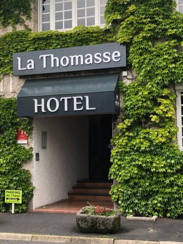 . Logis La Thomasse