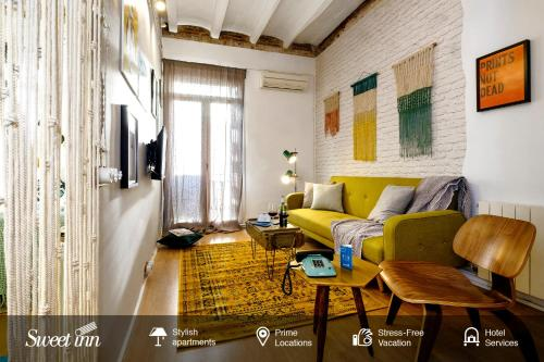 Hotel Sweet Inn Apartment - Poblenou Beach 1