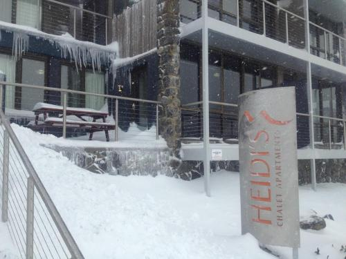 Snowstay at Heidi's - Apartment - Smiggin Holes